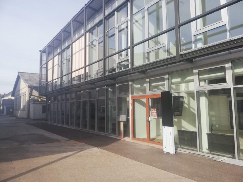 neubau eventhalle, schöftland