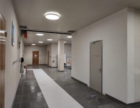 renovation centralschulhaus, reinach